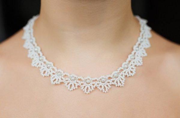 Quel collier porter le jour de son mariage ?
